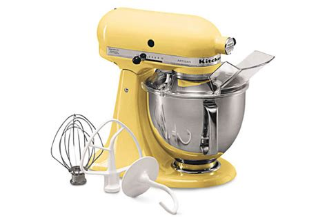 pioneer woman yellow kitchenaid mixer giveaway thrifty