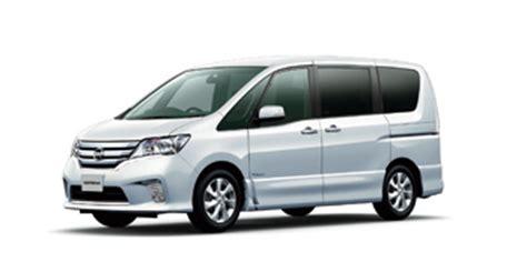 Gorden Nissan Serena nissan s new japanese minivan uses brakes to power electronics
