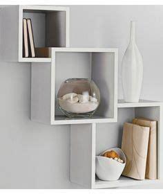 harriette white brown door bookshelf on hautelook 249 8 pc interlocking cube wall shelf set trophy display