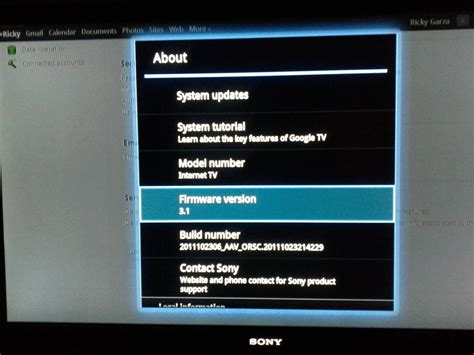 android tv update sony tv s tv 2 0 update pushing out now android central