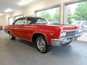 ebay find of the day numbers matching 66 impala ss 396