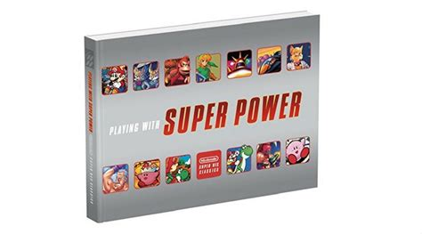 playing with super power angebot playing with super power nintendo snes classics englisch taschenbuch f 252 r 9 01