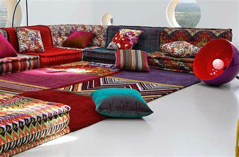 Finished Bathroom Designs by Bohemian Living Room Roche Bobois Mah Jong Modular Sofa