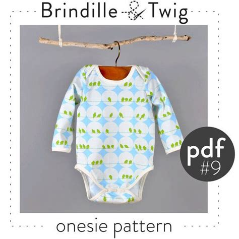 shirt onesie pattern baby onesie pdf pattern short and long sleeve sizes 0 3m