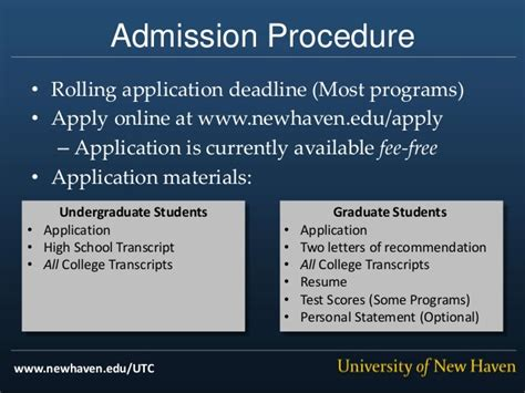 Unh Mba Deadlines by Of New United Technologies Partnership