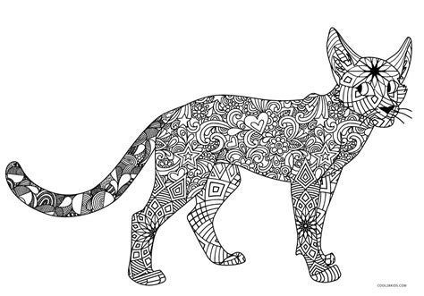 cats coloring pages free printable cat coloring pages for cool2bkids