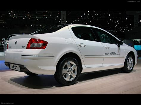 new peugeot 407 the new peugeot 407 exotic car wallpapers 02 of 4
