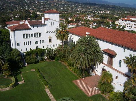 santa barbara court house santa barbara county california wikipedia