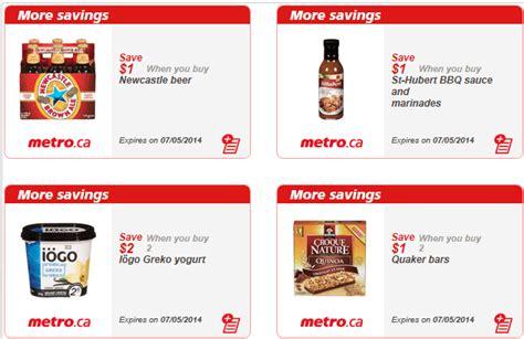 printable grocery coupons quebec metro quebec canada printable grocery coupons valid from