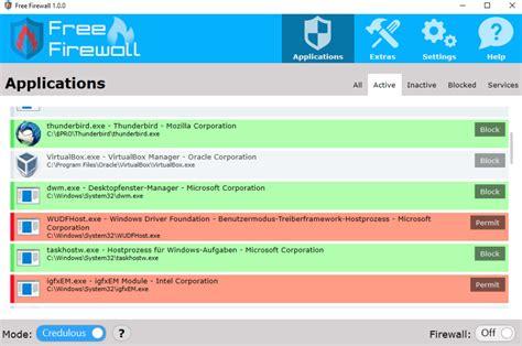 best firewall windows 10 best free firewall software for windows