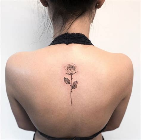 single rose tattoo designs 17 best ideas about single tattoos on