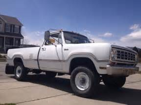 1972 dodge w200 power wagon 5 500 ut 4x4 4sale