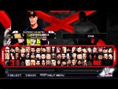 wwe 2k13 roster wwe smackdown vs raw 2k14 download for psp w2k14 spanish