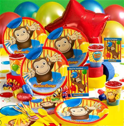 georg decorations curious george curious george supplies