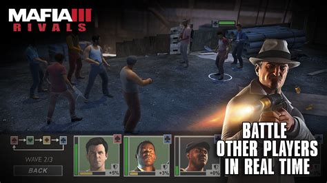 Mode Große Größen by Mafia 3 Rivals Now Available On Ios And Android