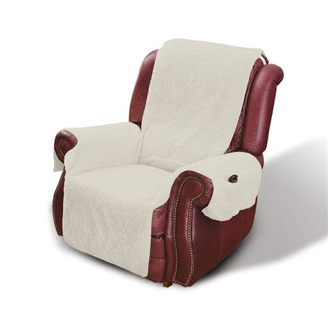 chair cover for recliner recliner chair cover protector with pockets for remotes