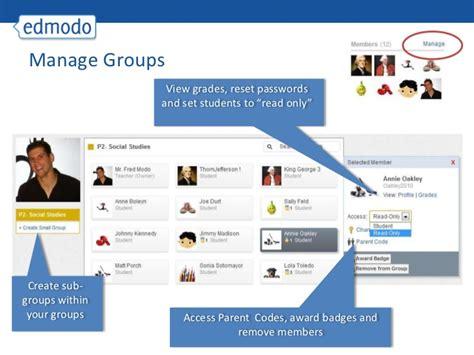edmodo join group edmodo teacher training presentation