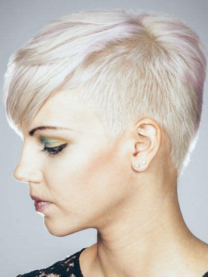 blonde kurzhaarfrisur hairfashion kollektion