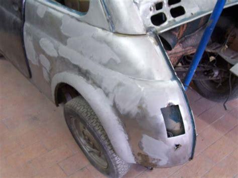 stucco da carrozziere stucco metallico poliestere carrozzeria per metalli