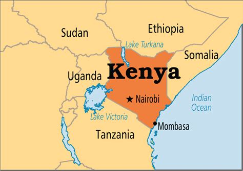 world map of kenya aug 01 kenya kiribati operation world