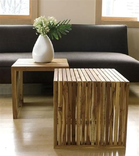 home interior design do it yourself diy side table furniture pinterest