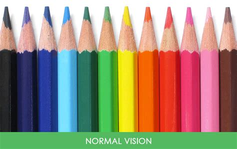 normal color you ll be amazed how with color blindness see the
