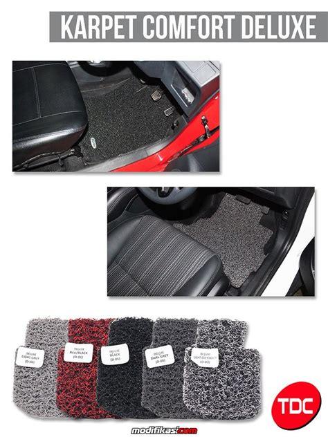 Karpet Bagasi Mobilio baru variasi honda mobilio sill plate karpet mobil