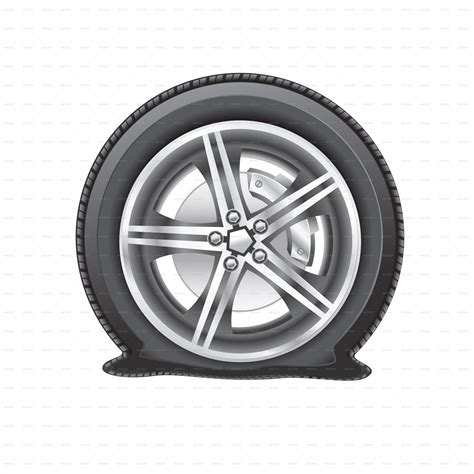 Car Tyres Png by Flat Tyre Png Transparent Flat Tyre Png Images Pluspng
