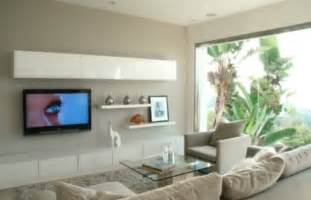 Tv Mounting Ideas In Living Room by Modern Living Room Wall Mount Tv Design Ideas