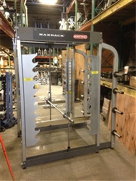max rack star trac bar weight star trac max rack 3d smith machine gymstore com