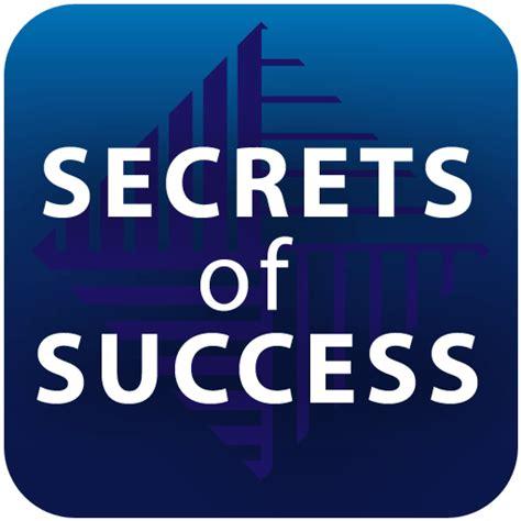 The Seccret Of Success secrets of success apps unveiled