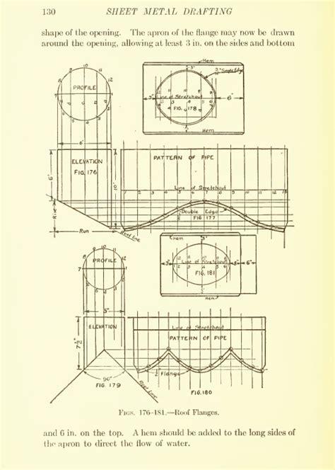 pattern drafting manual sheet metal drafting pattern drafting mechanical