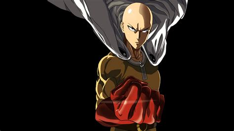 anime one punch man saitama saitama one punch man wallpapers hd wallpapers id 16960
