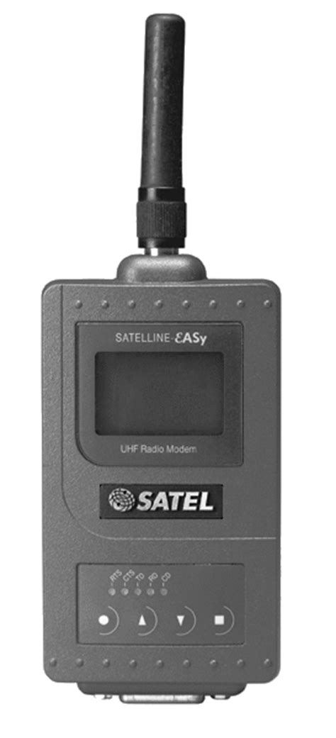 Modem Xl satelline easy satel radio modems xl systems