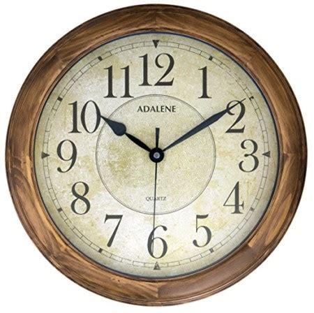 seiko qxa520klh wall clock b006zmhup0 amazon price the 10 best wall clocks to buy in 2018 bestseekers