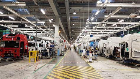 fabrieksbezoek volvo trucks gent itsmydrive youtube