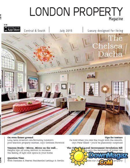 design magazine london london property uk july 2015 187 download pdf magazines