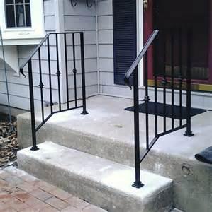 decorative metal handrails wrought iron railings pipe railing south jersey custom