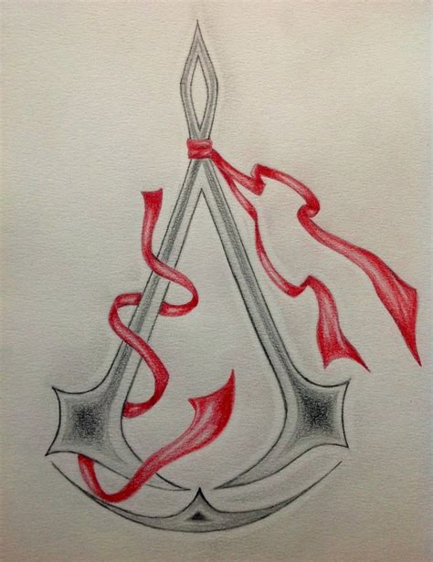 assassin tattoo designs assassins creed symbols tattoos and ideas on