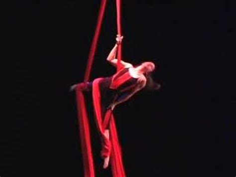 curtain dancing aerial fabric silk the last dance a tango on air youtube