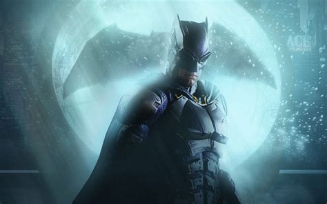 batman justice league dark knight art hd  wallpaper