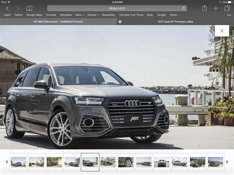 Audi Qs7 by 2017 Abt Qs7 Audi Q7 Audiworld Forums