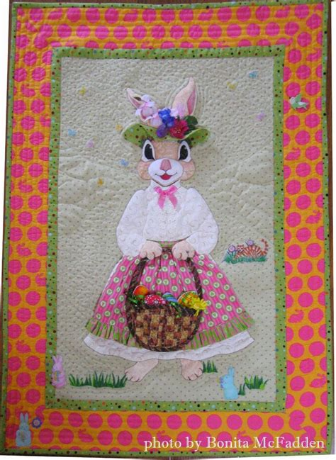 Jelly Bunny 33 17 best images about easter quilts on applique