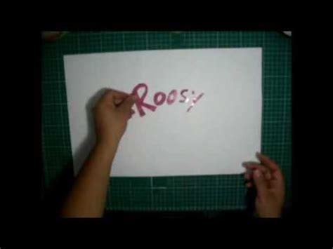 que es hacer santo 4 youtube como hacer letras de papel y acetato youtube