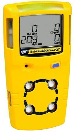 Bw Gasalert Micro Clip Xt bw technologies gasalert microclip xt multi gas detector