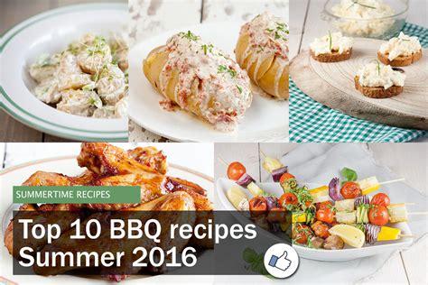 top 10 bbq recipes summer 2016 ohmydish com