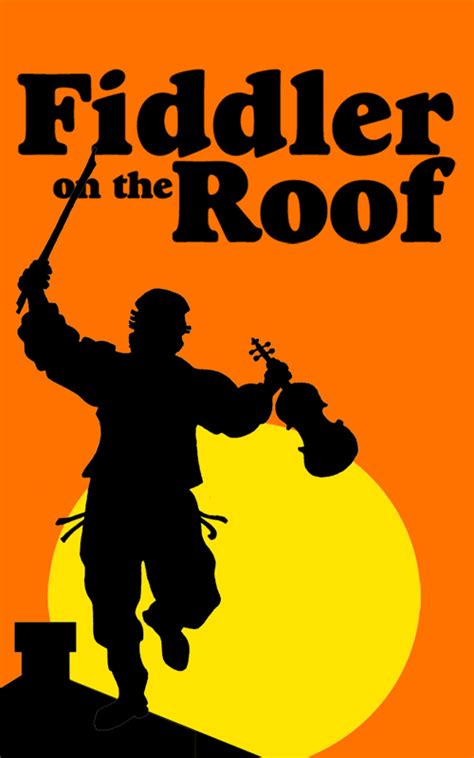 on the roof 1000 images about fiddler on the roof logo images on