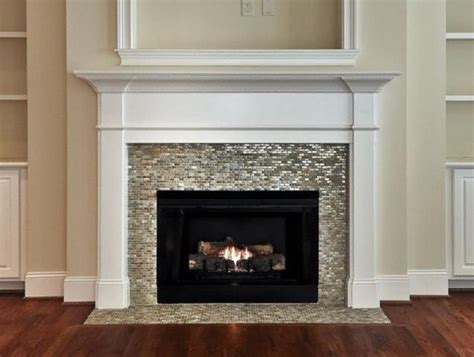 the benefits of fireplace tiles