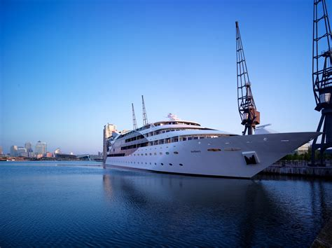 yacht hotel news sunborn london yacht hotel london on the inside