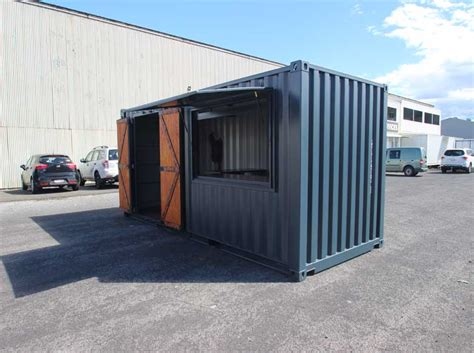 Convertible Shipping Container Bars In Brisbane, QLD